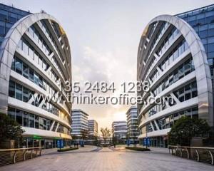 虹桥世界中心-上海虹桥商务区办公楼_上海园区