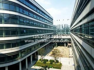 上海恒大中心-上海虹桥商务区办公楼_上海园区