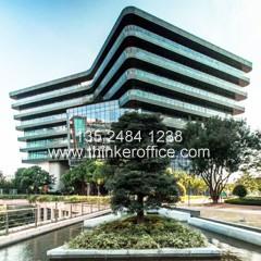 硅谷人工智能上海中心-上海虹桥商务区办公楼_上海园区