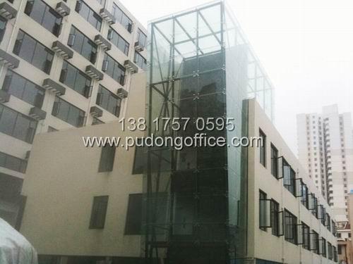 左岸88创意园(上海浦东八佰伴办公楼)_上海园区